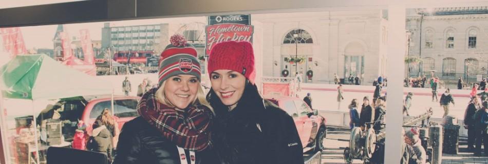 Rogers Hometown Hockey Tour Hits Kingston, Ontario