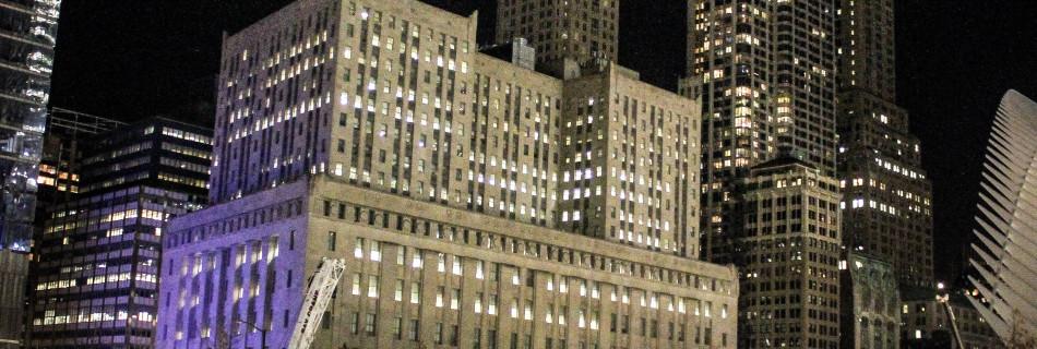 World Trade Center Memorial (NYC)