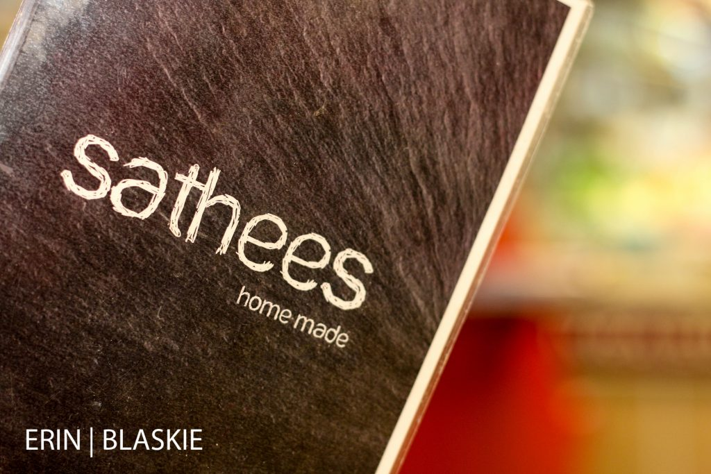 sathees-lunch