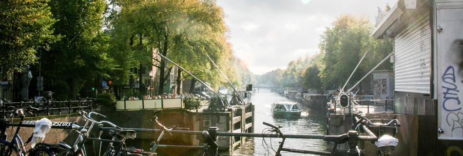 Backpacking Europe: Day 3 – Amsterdam, Netherlands