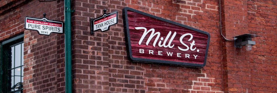 Meeting Mill Street Brewery