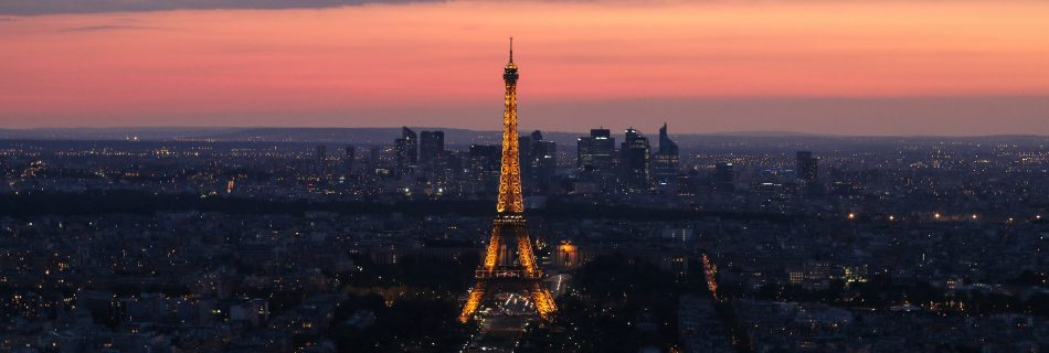 Eiffel Tower by Day, Night & Everything In Between